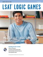LSAT Logic Games 2nd Ed.