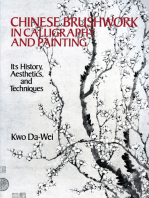 Chinese Brushwork in Calligraphy and Painting