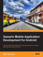 Xamarin Mobile Application Development for Android