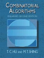 Combinatorial Algorithms