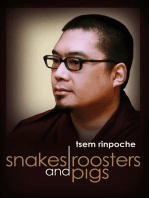 Snakes, roosters & pigs