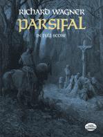 Parsifal in Full Score