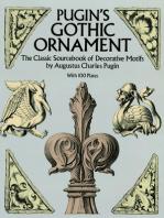 Pugin's Gothic Ornament