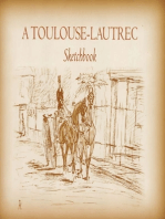 A Toulouse-Lautrec Sketchbook
