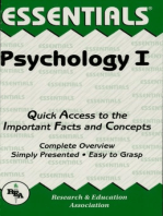 Psychology I Essentials