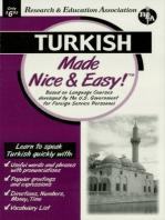 Turkish Made Nice & Easy