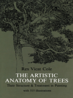 The Artistic Anatomy of Trees
