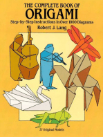 The Complete Book of Origami: Step-by-Step Instructions in Over 1000 Diagrams