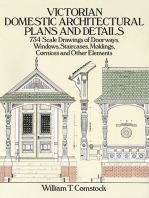 Victorian Domestic Architectural Plans and Details
