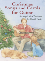 Christmas Songs and Carols for Guitar