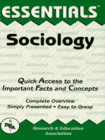 Sociology Essentials