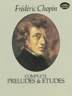 Complete Preludes and Etudes