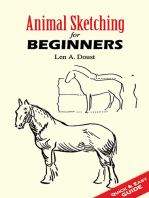 Animal Sketching for Beginners