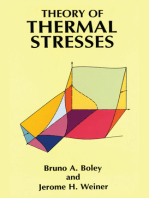 Theory of Thermal Stresses