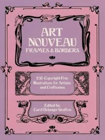 Art Nouveau Frames and Borders