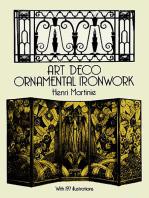 Art Deco Ornamental Ironwork
