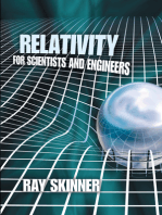 Relativity for Scientists and Engineers