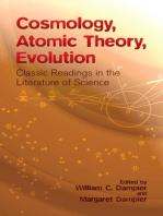 Cosmology, Atomic Theory, Evolution