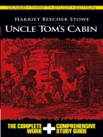 Uncle Tom's Cabin Thrift Study Edition