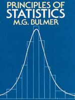 Principles of Statistics
