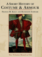 A Short History of Costume & Armour