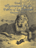 Doré's Illustrations for the Fables of La Fontaine