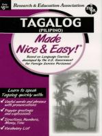 Tagalog (Pilipino) Made Nice & Easy