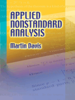 Applied Nonstandard Analysis