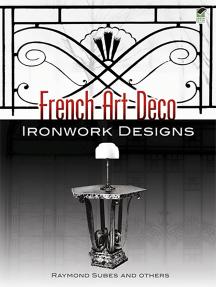 French Art Deco Ironwork Designs