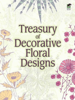 Treasury of Decorative Floral Designs