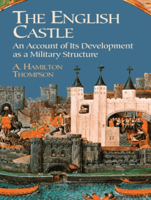 The English Castle: An Account of Its Development as a Military Structure