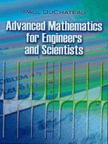 Advanced Mathematics for Engineers and Scientists