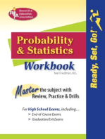 Probability and Statistics Workbook