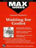 Waiting for Godot (MAXNotes Literature Guides)