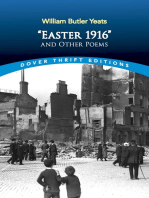 """""""Easter 1916"""" and Other Poems"""