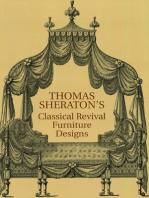Thomas Sheraton's Classical Revival Furniture Designs