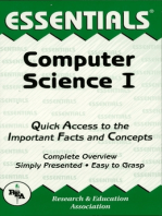 Computer Science I Essentials
