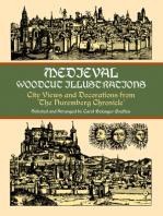 Medieval Woodcut Illustrations
