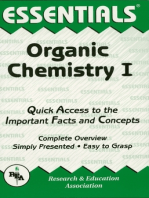Organic Chemistry I Essentials
