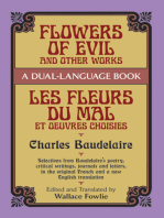 Flowers of Evil and Other Works