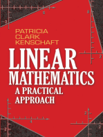 Linear Mathematics