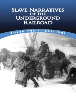 Slave Narratives of the Underground Railroad
