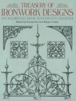 Treasury of Ironwork Designs
