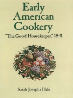 Early American Cookery