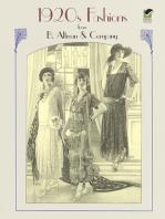 1920s Fashions from B. Altman & Company