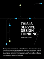 This is Service Design Thinking: Basics-Tools-Cases