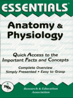 Anatomy and Physiology Essentials