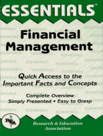 Financial Management Essentials
