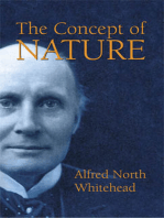 The Concept of Nature