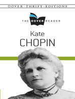Kate Chopin The Dover Reader